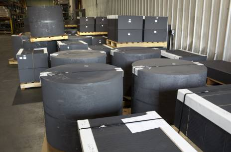 Mersen Graphite - Extruded Graphite