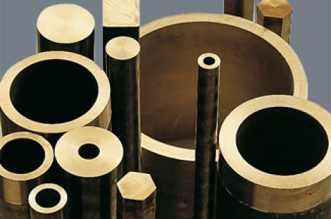 bronze continuous castings